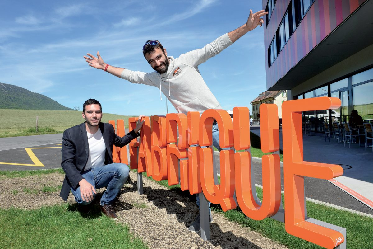 Alan Roura et La Fabrique mettent le cap sur le Vendée Globe 2020