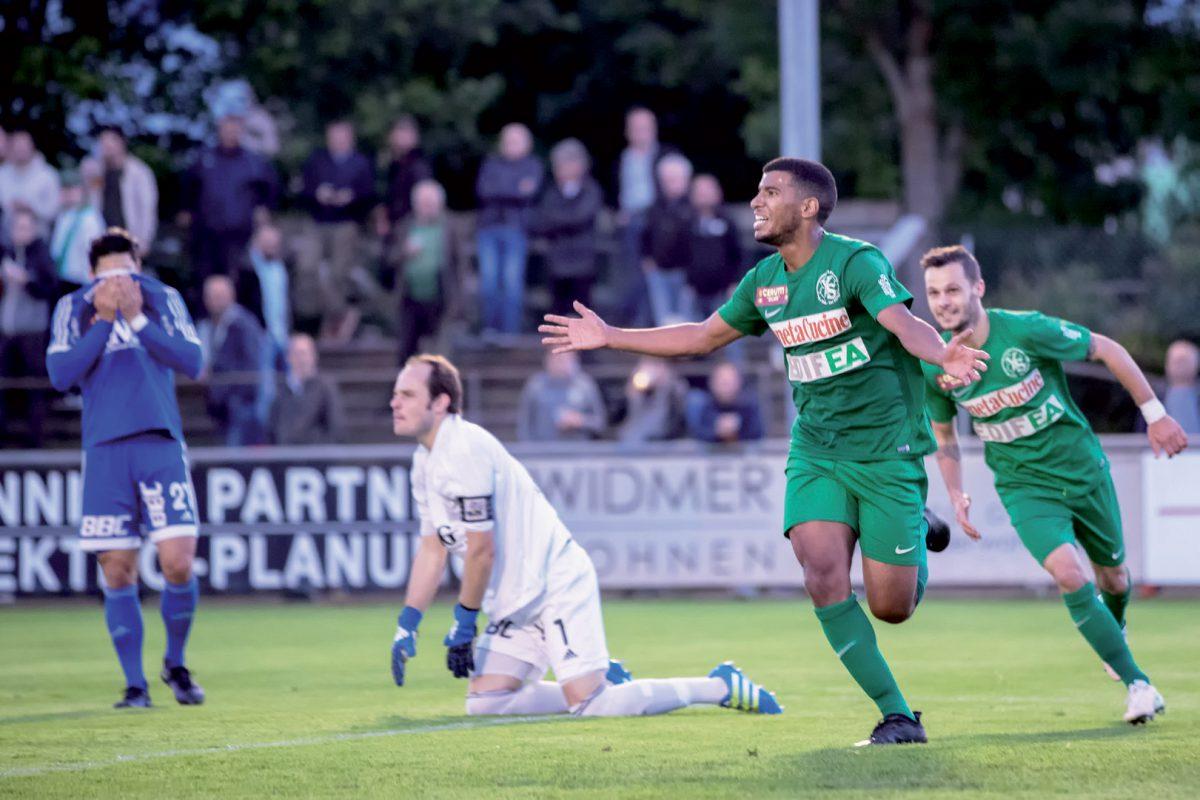 Yverdon Sport met un premier crampon en Promotion League