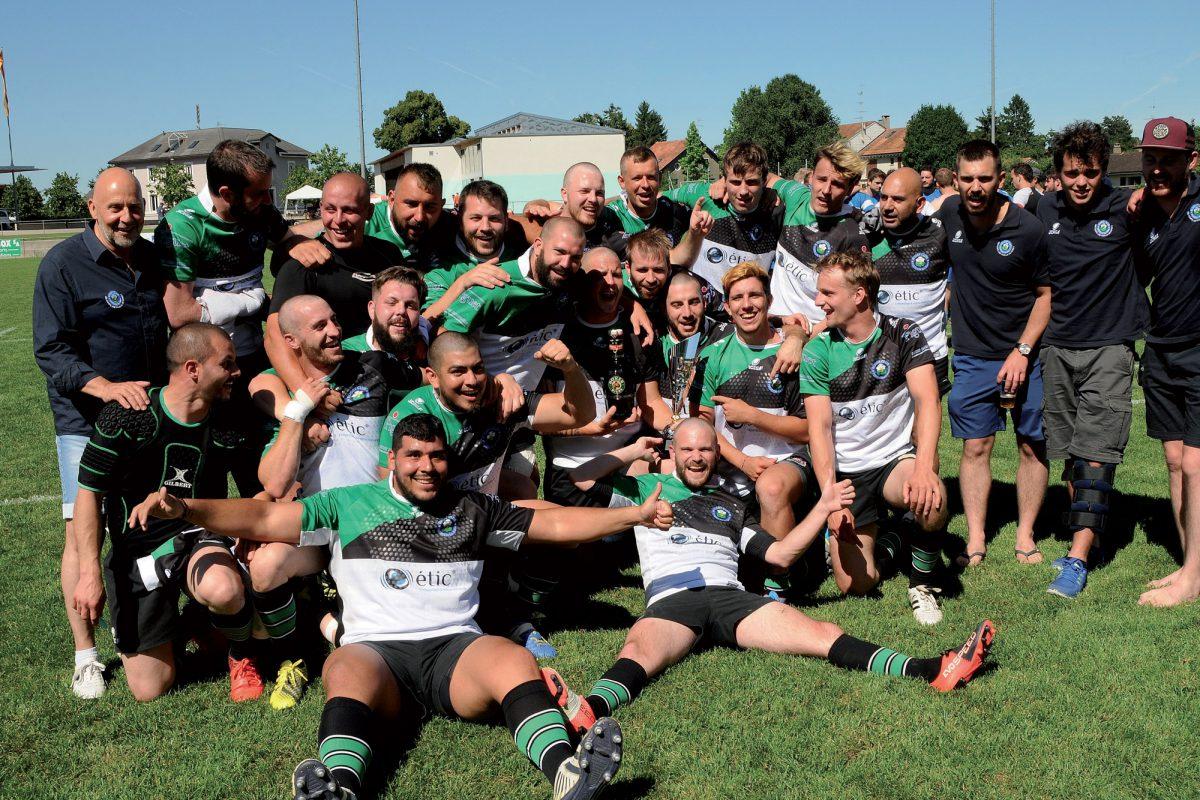 Le RCY remporte la Coupe et couronne une saison parfaite