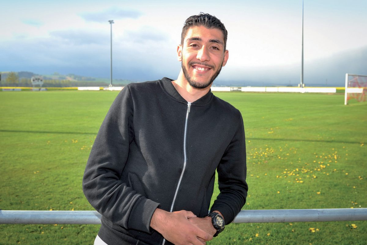 Yanis Lahiouel passe de Bavois à Yverdon Sport