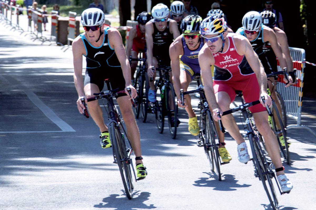 L'espoir suisse Adrien Briffod gagne en élite à Yverdon
