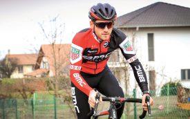Dix ans chez BMC : Danilo Wyss a franchi un nouveau cap dans sa carrière. ©Carole Alkabes