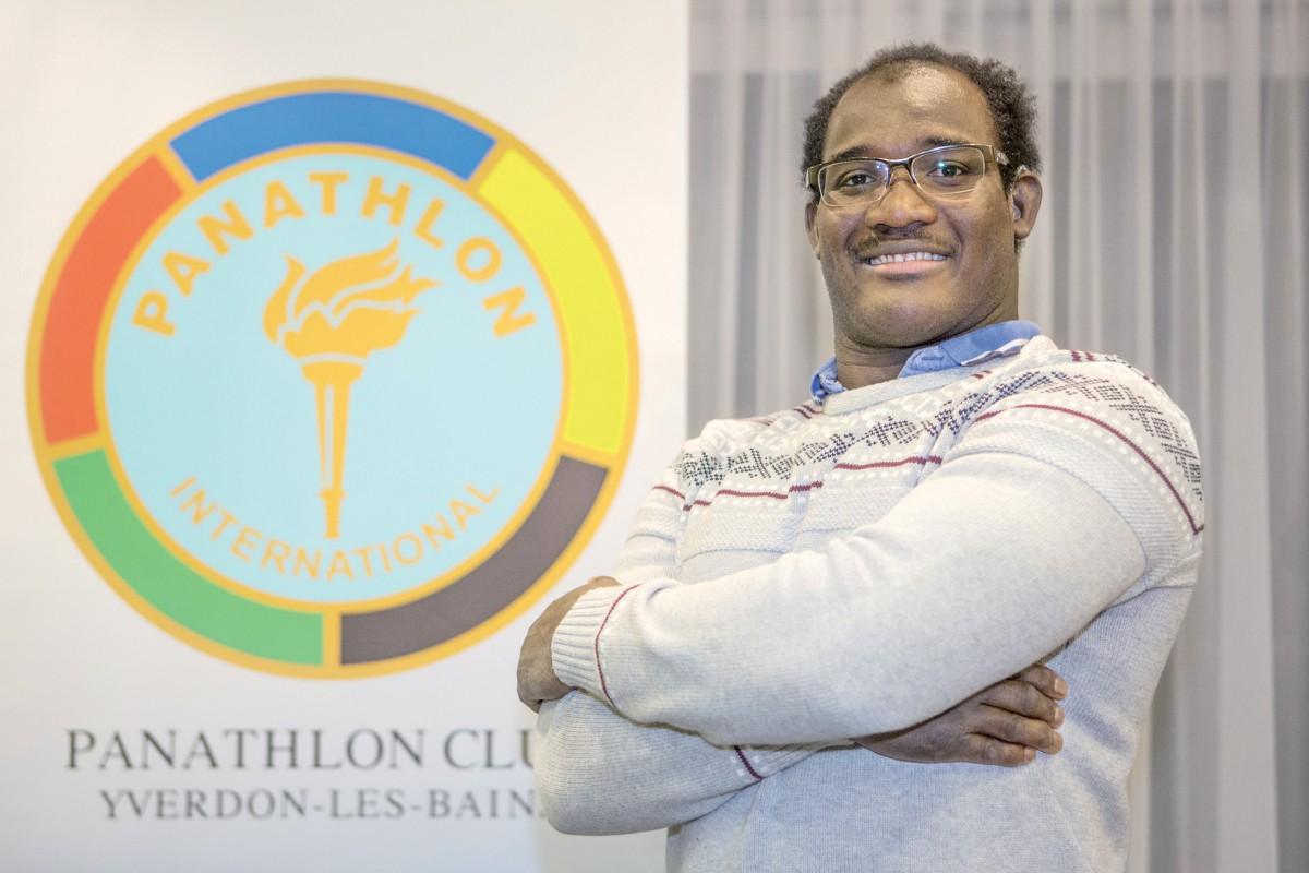 Le Prix panathlonien 2016 au roi haïtien des tatamis suisses