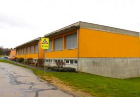 Le nouveau bâtiment du centre scolaire et sportif de Chamblon sera appondu à l'actuel et comprendra six classes supplémentaires.