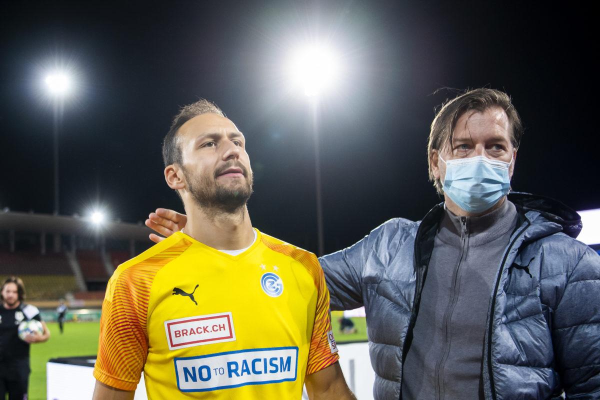 Mirko Salvi de retour à la maison