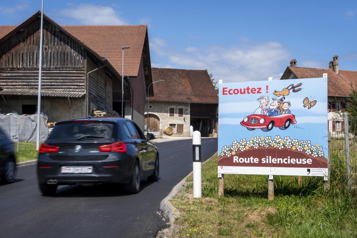 Quatre véhicules séquestrés à cause du bruit à Yverdon