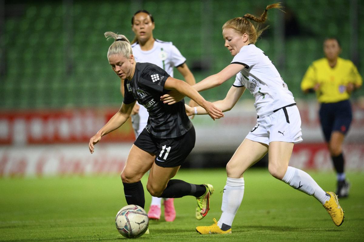 Yverdon Sport Féminin n'a rien lâché face à Zurich et a été récompensé par un but mérité