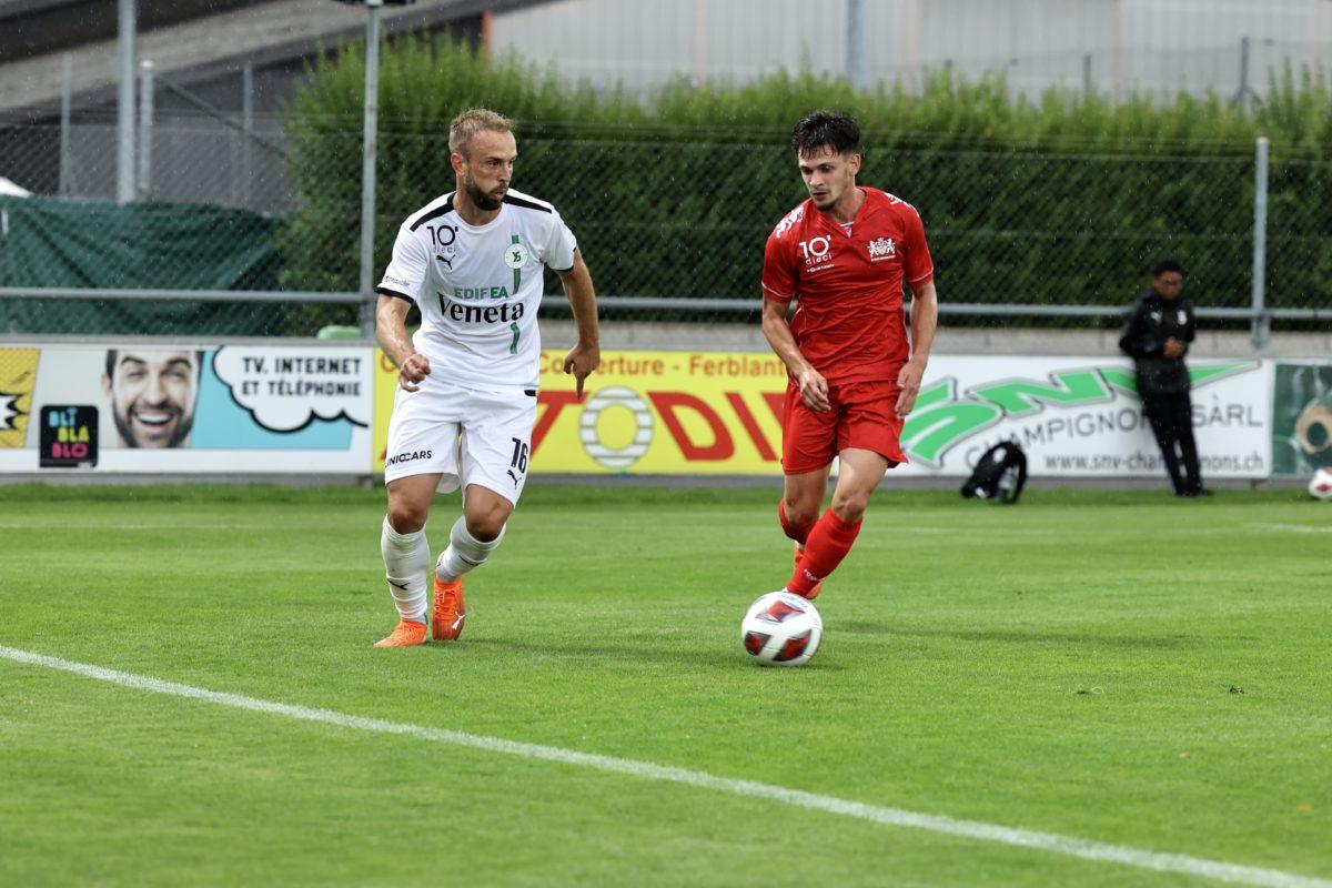 La leçon de bienvenue signée Stade-Lausanne-Ouchy