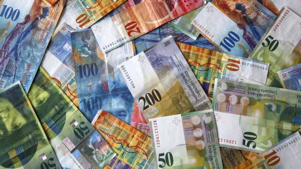 Près d'un Suisse sur cinq pense qu'il aura moins d'argent en 2021