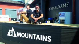 Bastien Piguet et Yanick Turin veulent partager leur passion avec le public. Ils estiment avoir réuni une petite centaine de personnes, samedi.