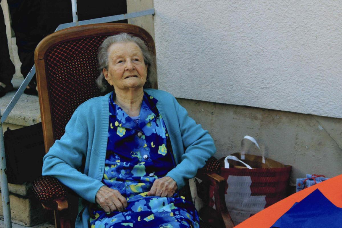 La doyenne d'Yverdon a fermé ses yeux après 105 ans de vie