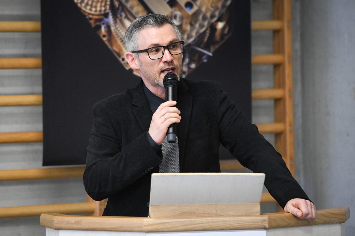 Le syndic Cédric Roten se représente