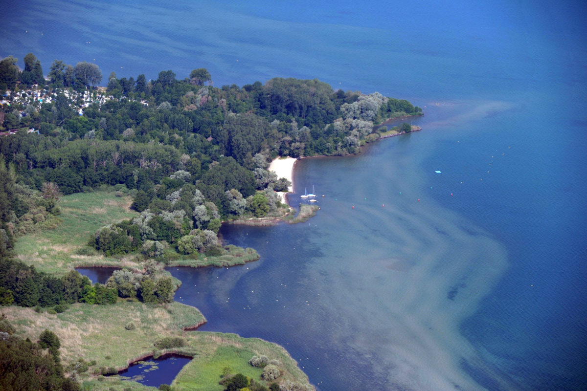 Vaud donne un coup de pouce au maintien des chalets dans la Grande Cariçaie