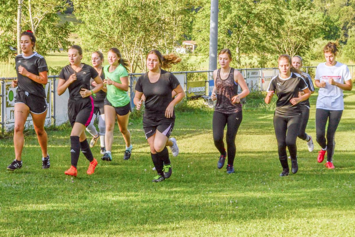Le football féminin gagne le vallon du Nozon