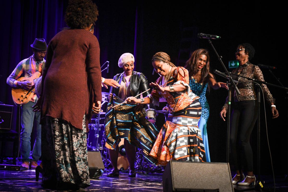 L'Afrique donne le rythme du Festitamtam
