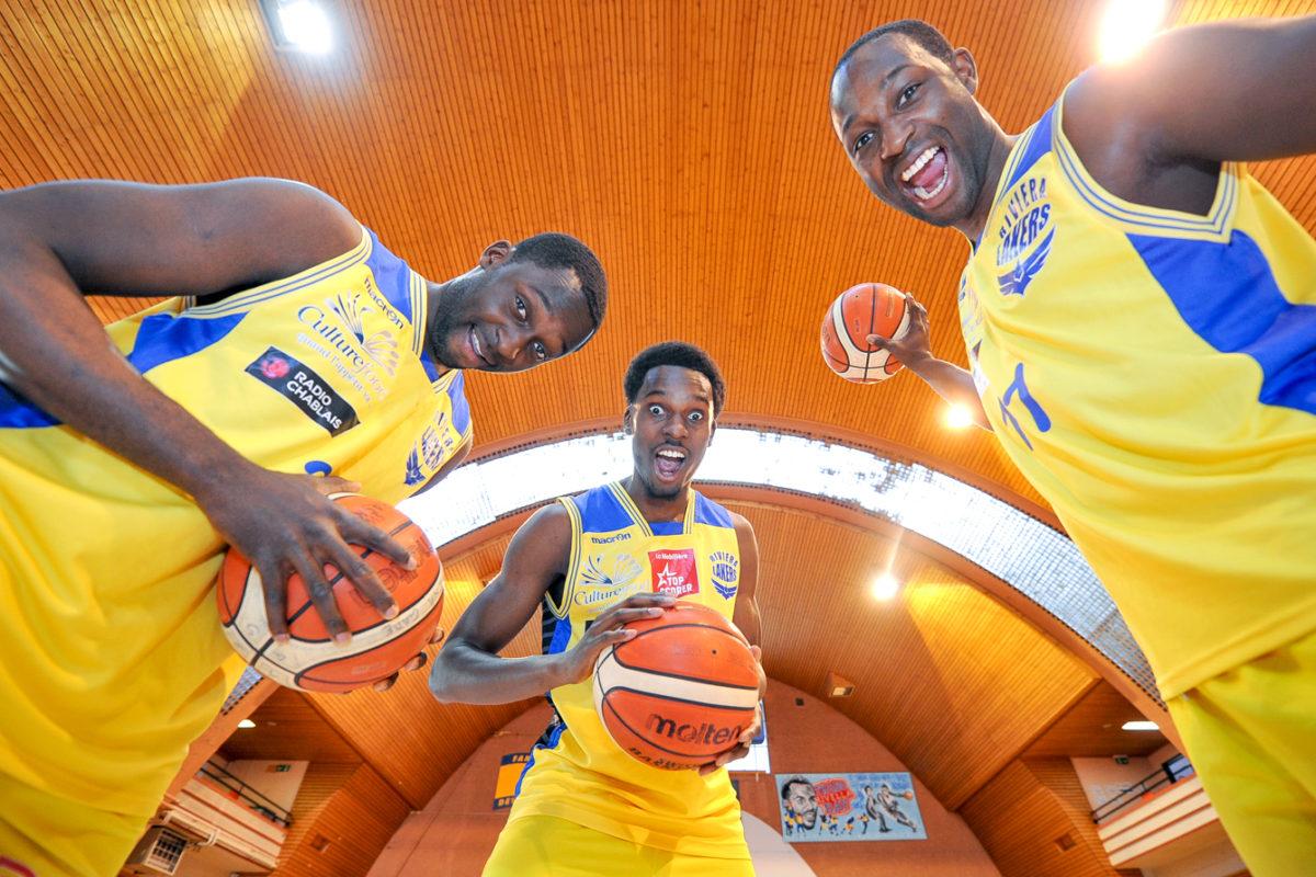 Les trois saints des Lakers