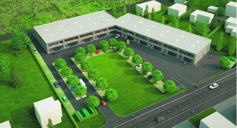La Fondation Petitmaître devrait déménager dans les Halles du Mujon d'ici à mars 2019. Sa nouvelle cuisine de 500 m2 occupera les deux modules tout à gauche du futur complexe de 2400m2. Ce projet marque un nouveau départ pour la fondation qui espère, ainsi, évincer la concurrence autour des cantines scolaires.