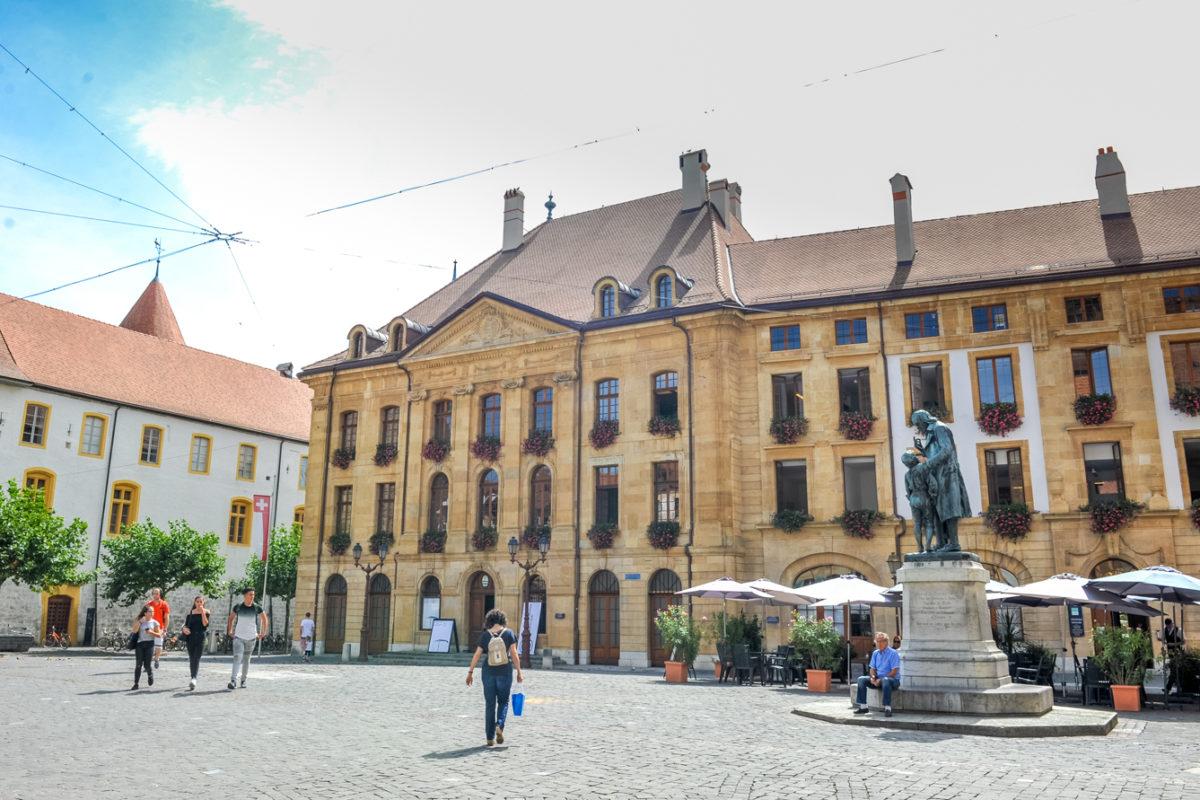 Un spa pour les élus à l'Hôtel de Ville