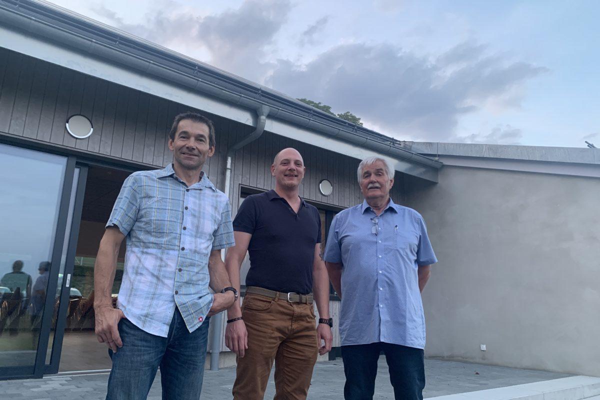 Arnex-sur-Orbe a inauguré ses nouvelles installations