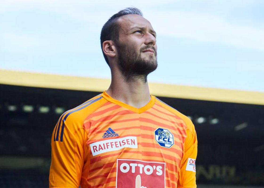 Mirko Salvi est prêt à briller dans les cages de Lucerne