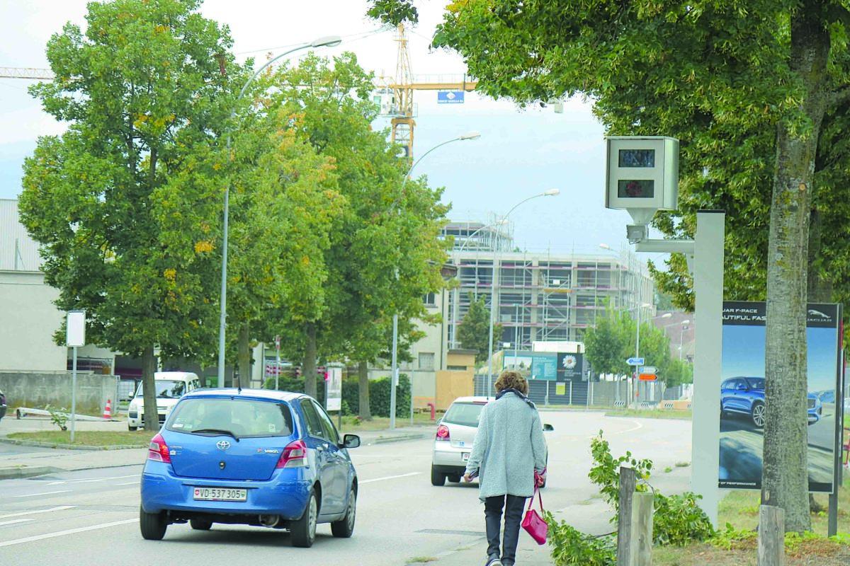 Des radars fixes programmés en ville