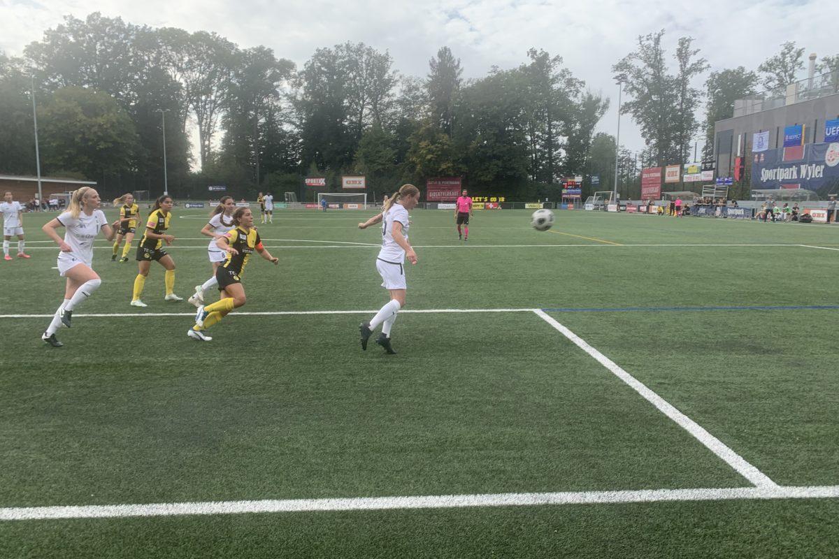 Yverdon Sport Féminin a bien cru rapporter son premier point de la saison en Super League