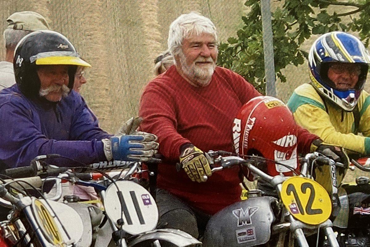 Le dernier tour de piste  de Richard Denervaud, sportif passionné