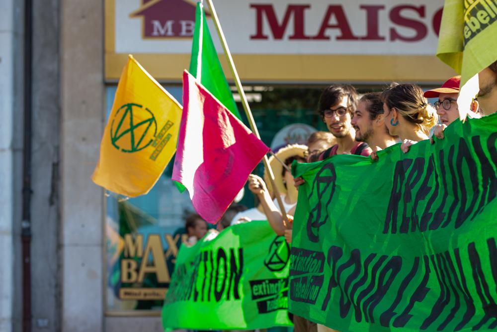 «L'affaire XR» met les militants locaux mal à l'aise
