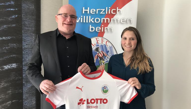 Sandrine Mauron jouera en Allemagne