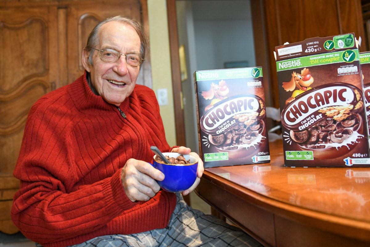 Mr. Chocapic fête les 35 ans de son invention