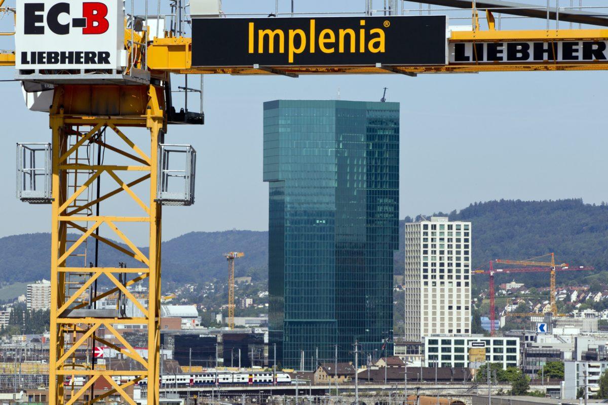 Implenia prévoit 2000 suppressions d'emplois