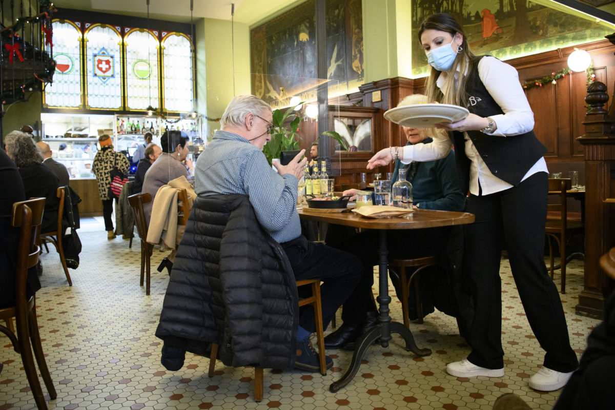 Vaud ferme ses restaurants dès samedi soir