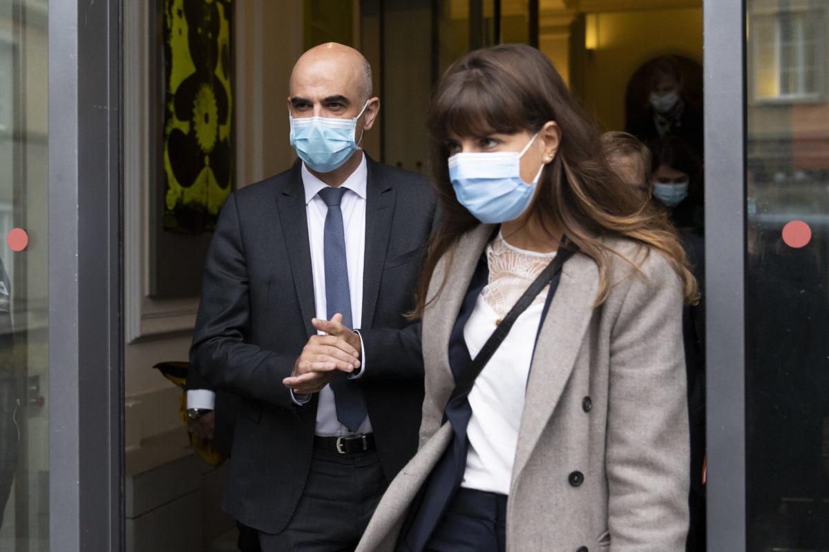 Alain Berset: «Le seul moyen de reprendre le contrôle, c'est de diminuer le nombre d'infections»