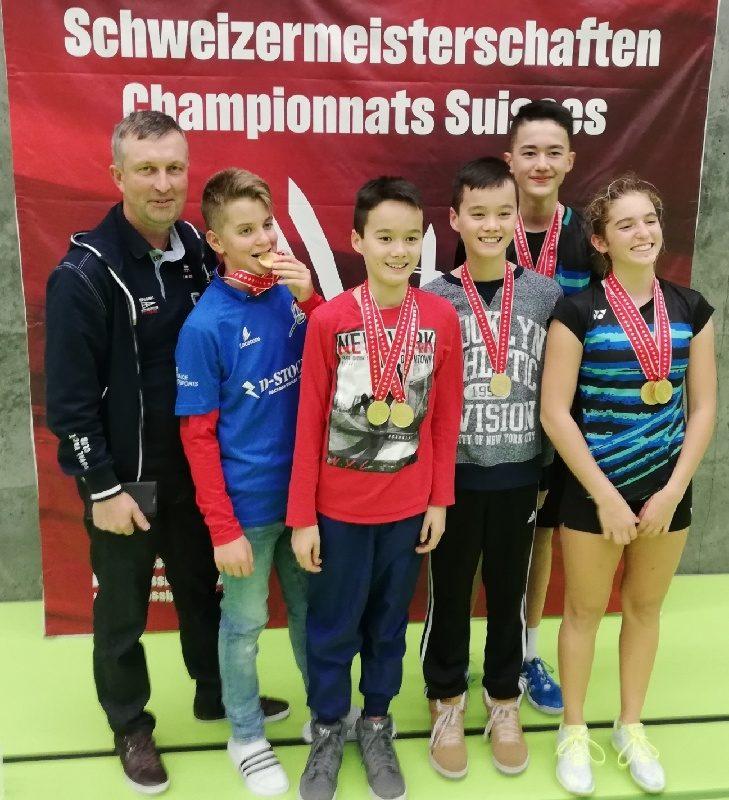Le badminton nord-vaudois confirme son temps d'avance