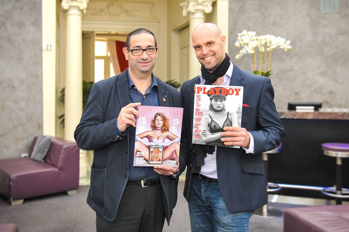 Le nouveau visage de Playboy a charmé deux Nord-Vaudois
