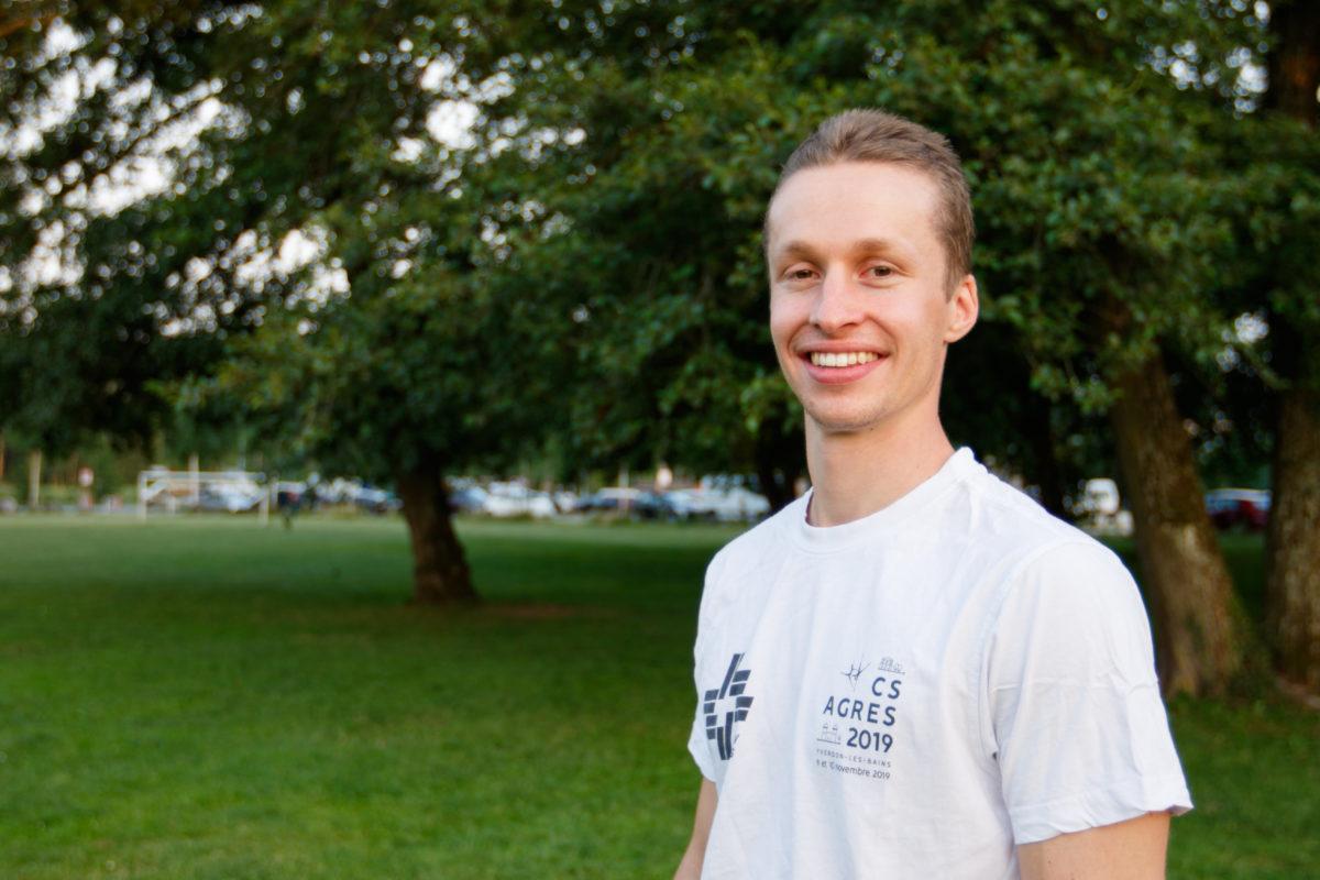 Francis Büchi, le gymnaste aux multiples casquettes