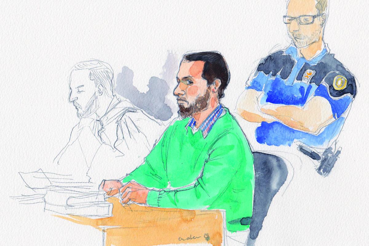 Un touche-à-tout du crime devant le Tribunal