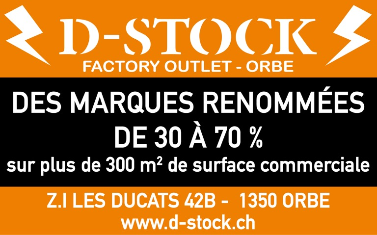 Switcher Destockage