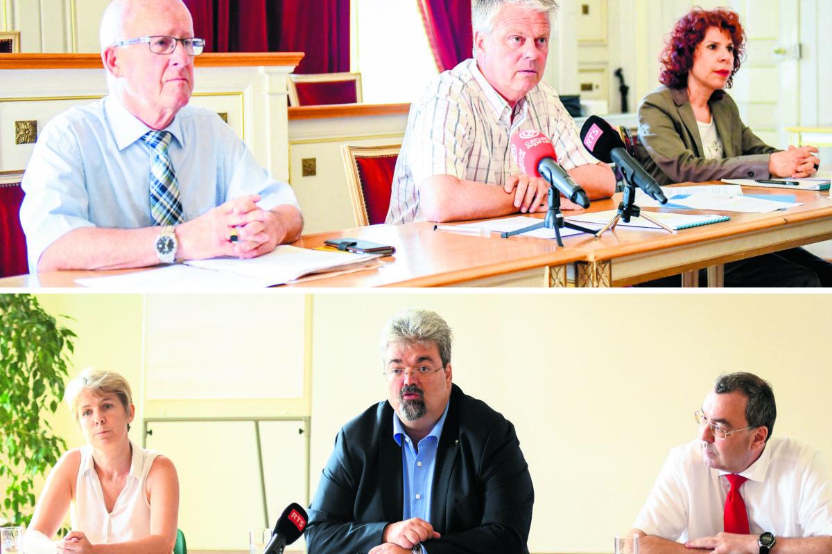 La polémique enfle à la Municipalité