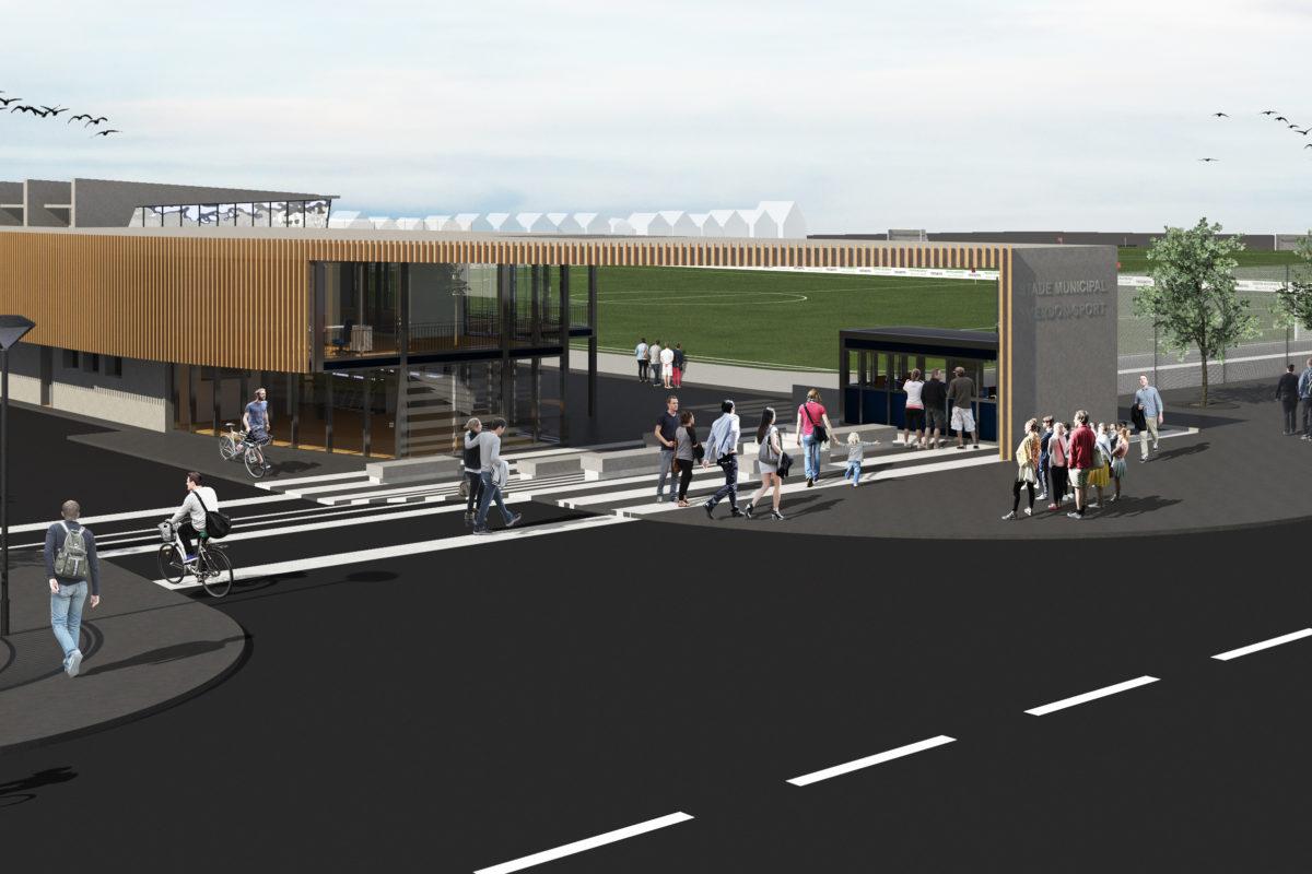Plan B pour le stade municipal