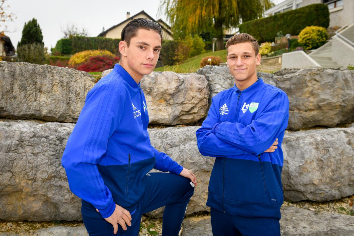 Les Urbigènes à l'école du football