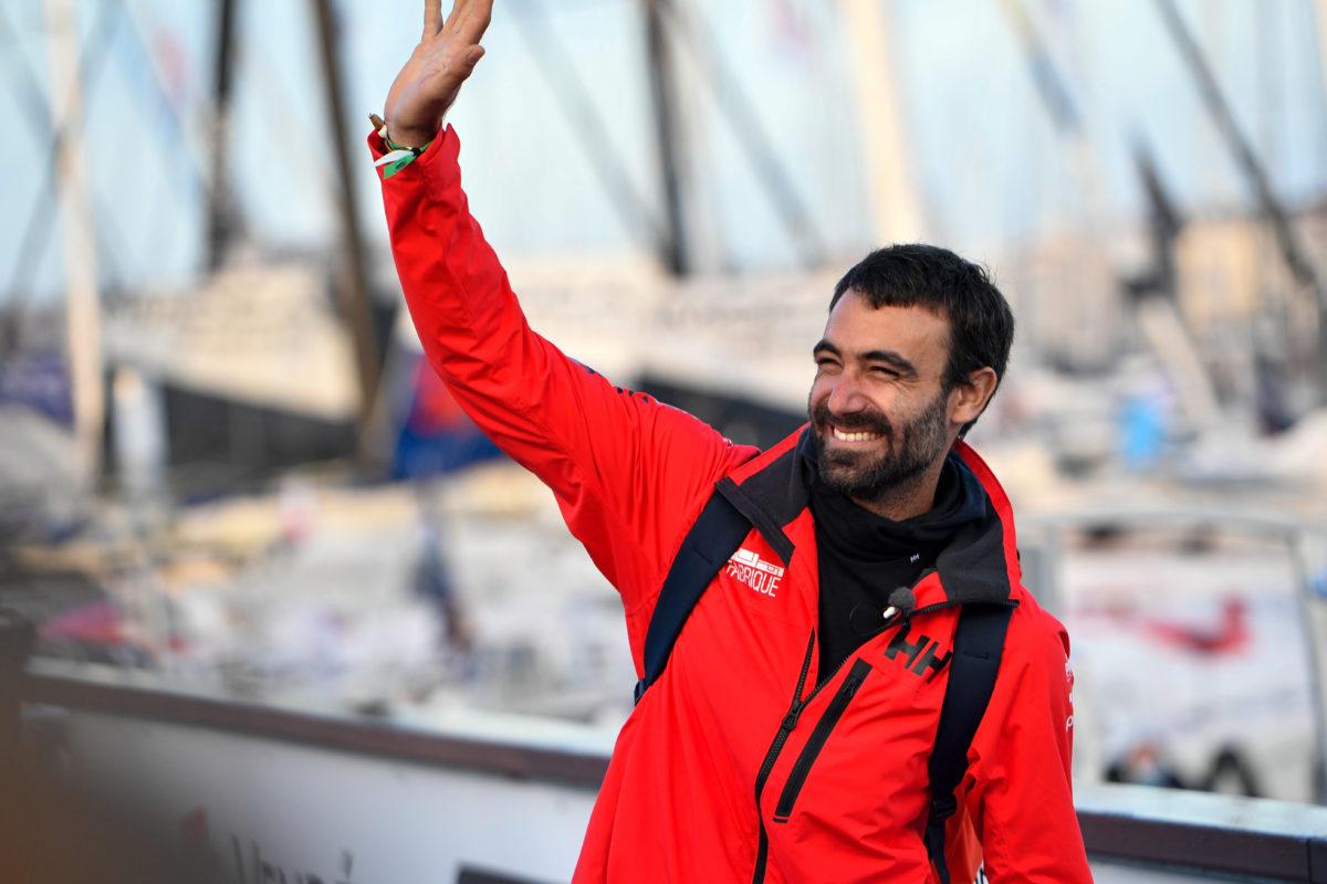 Alan Roura a bouclé son deuxième Vendée Globe