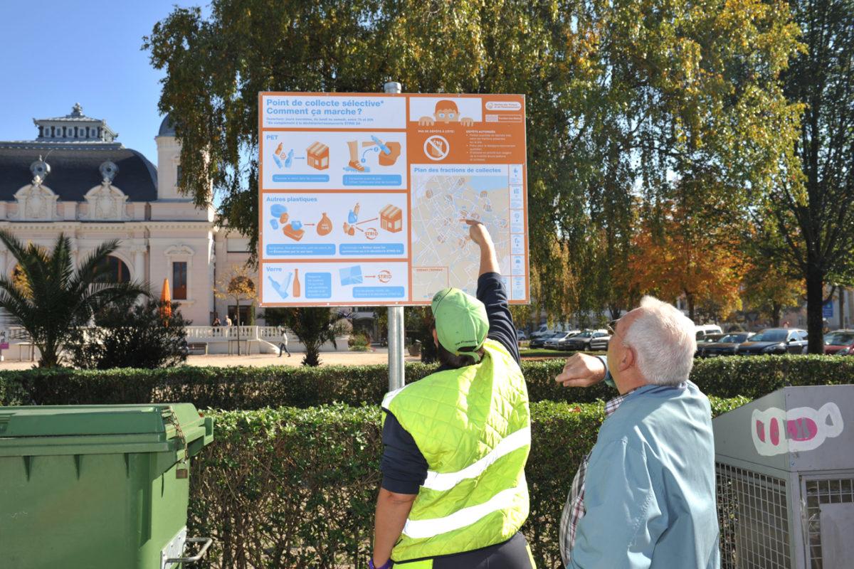 La Municipalité annule des factures sur la taxe sur les déchets
