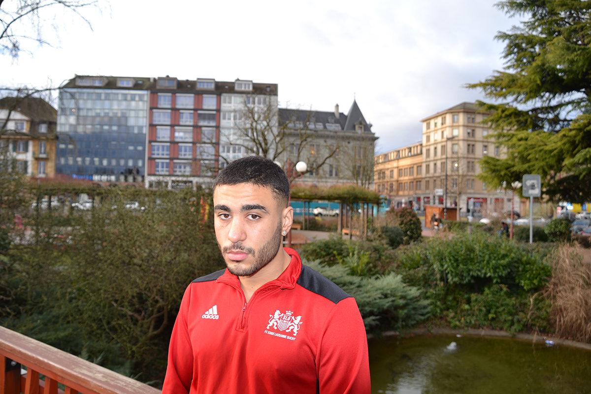 Allan Eleouet continue de tracer sa route